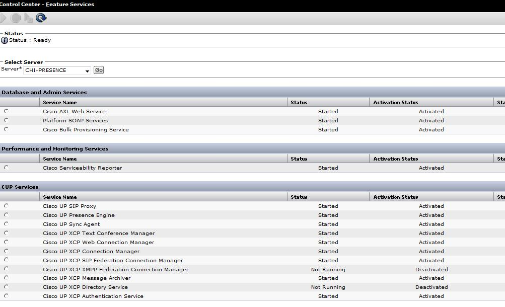 Solved: Jabber IM compliance feature - Cisco Community