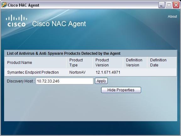 Cisco nac agent 4. 7 download nacagentui. Exe.