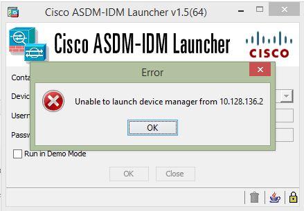Java Error message with Webdeploy - Cisco Community