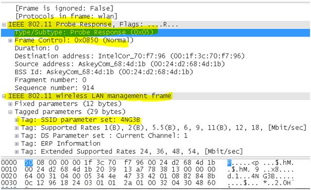 802.11 ワイヤレス スニフィングの基礎 - Cisco