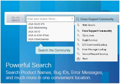Cisco Support Community Toolbar - Early    - Cisco Community