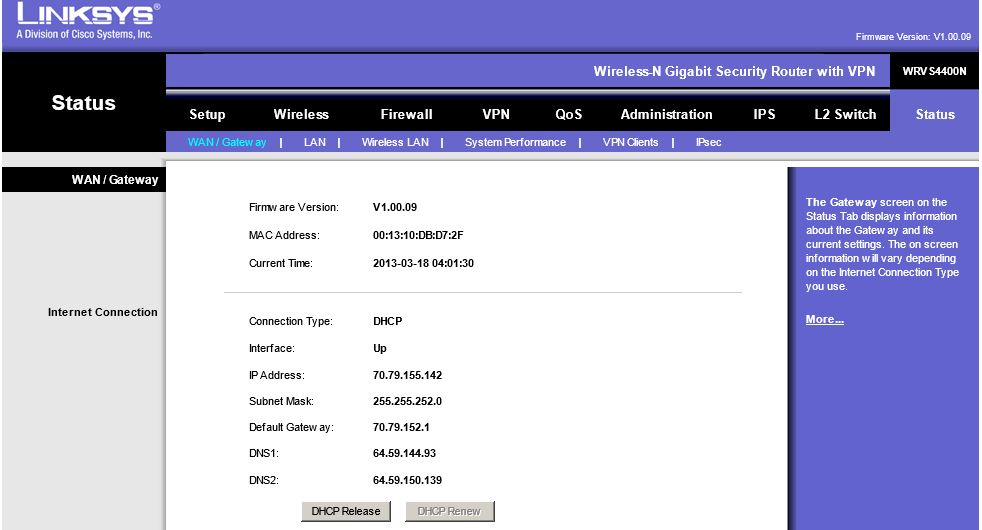 Cisco SG300-10 - How to set up Inter VL    - Cisco Community
