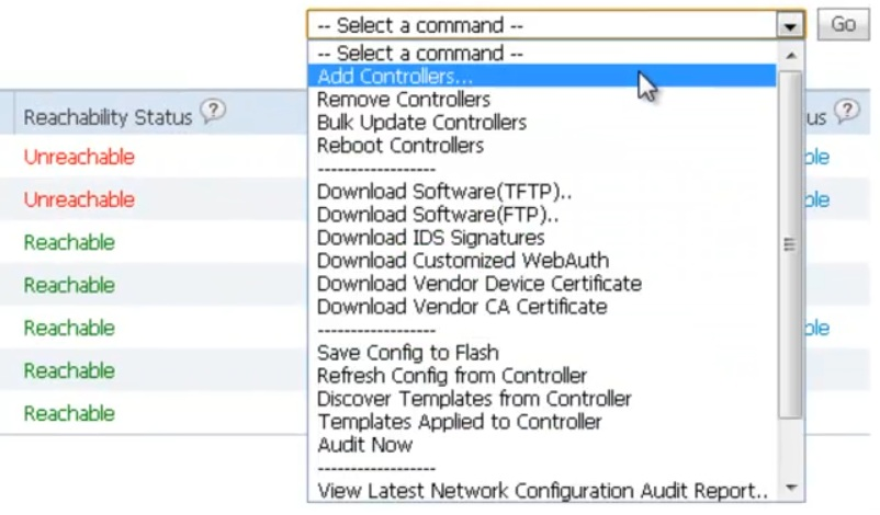 Adding Controllers to the Prime Infrast    - Cisco Community