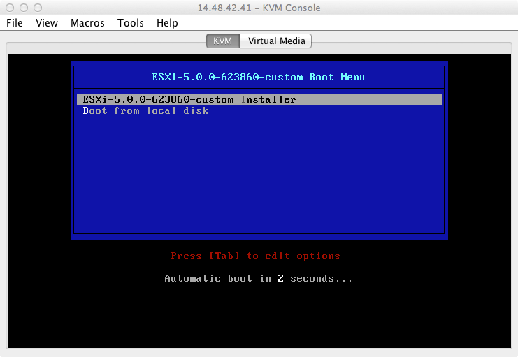 vmware esxi custom iso cisco
