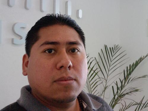 Pedro Edgar Majan Garcia