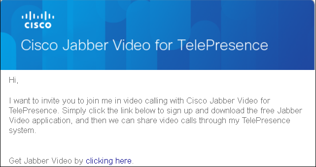 Cisco jabber video for telepresence 4. 8 download (free trial.