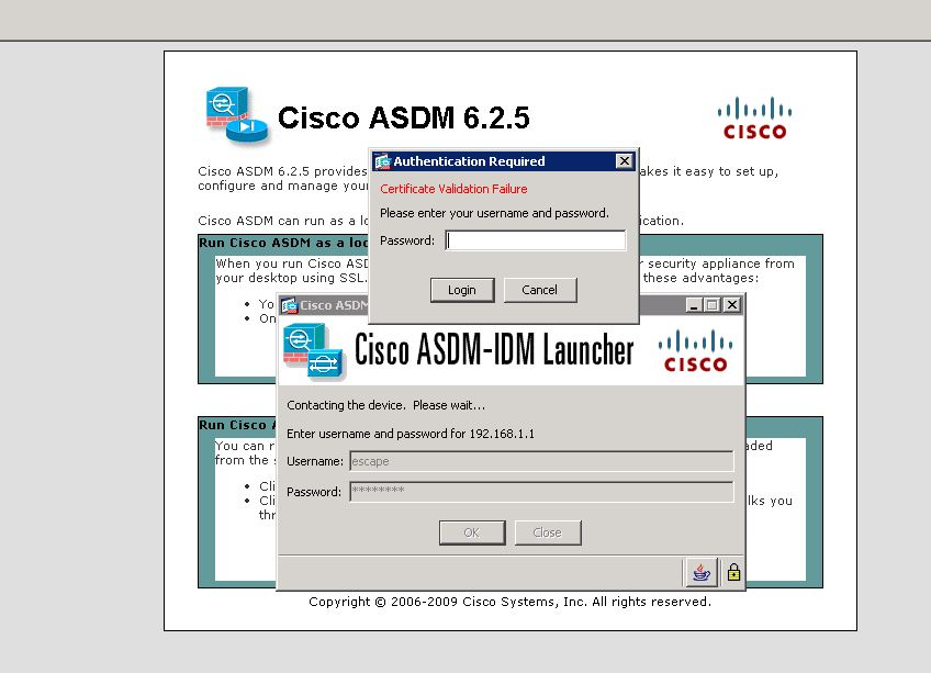 Solved: Certificate validation Failure please h... - Cisco Community