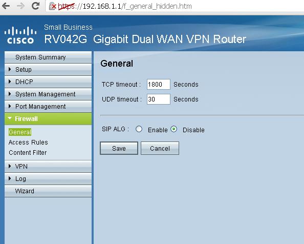 RV042G - Port Forwarding Not Working  I    - Cisco Community
