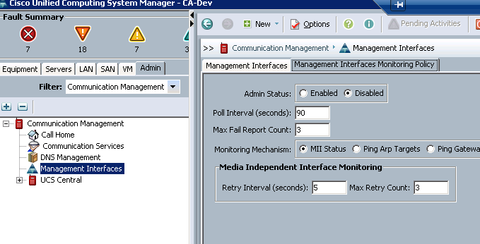 rename objects in the UCS Manager - eehelp com