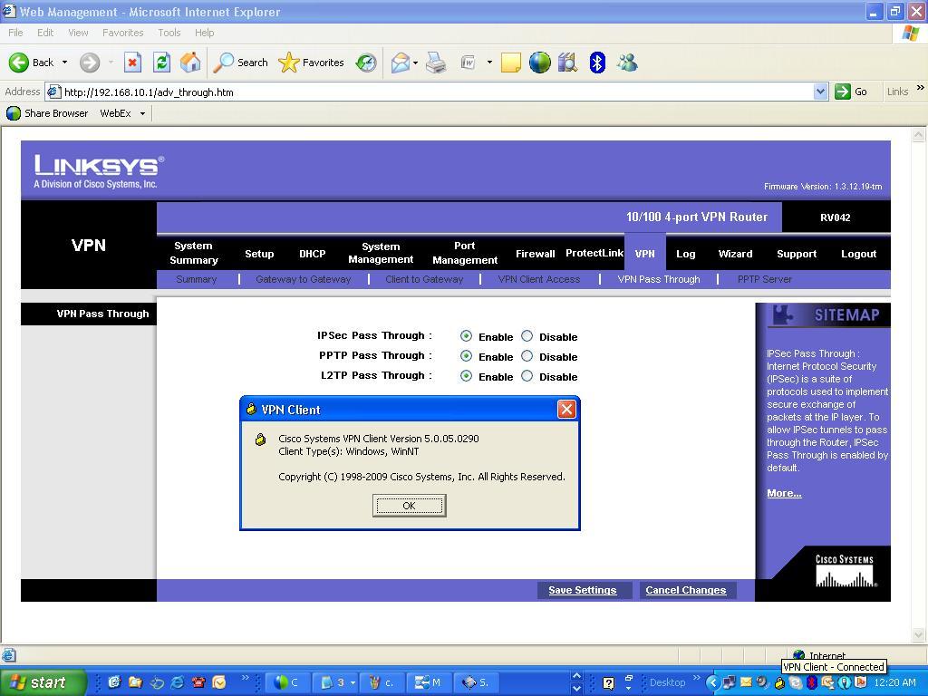 Free pptp vpn server windows 7