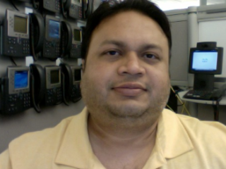 Vishal Mohanty