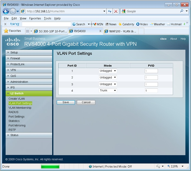 how to set my cisco sg300-28p switch to dhcp mode