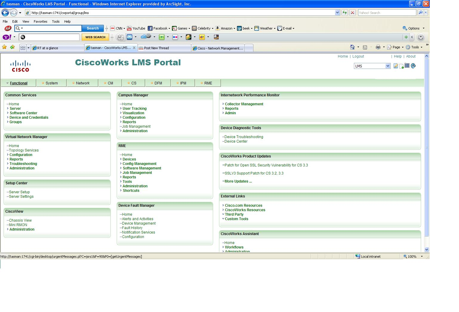 CiscoWorks Cuts Out Work