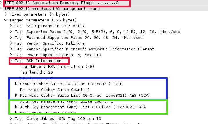 802 11 Sniffer Capture Analysis - WPA/W    - Cisco Community