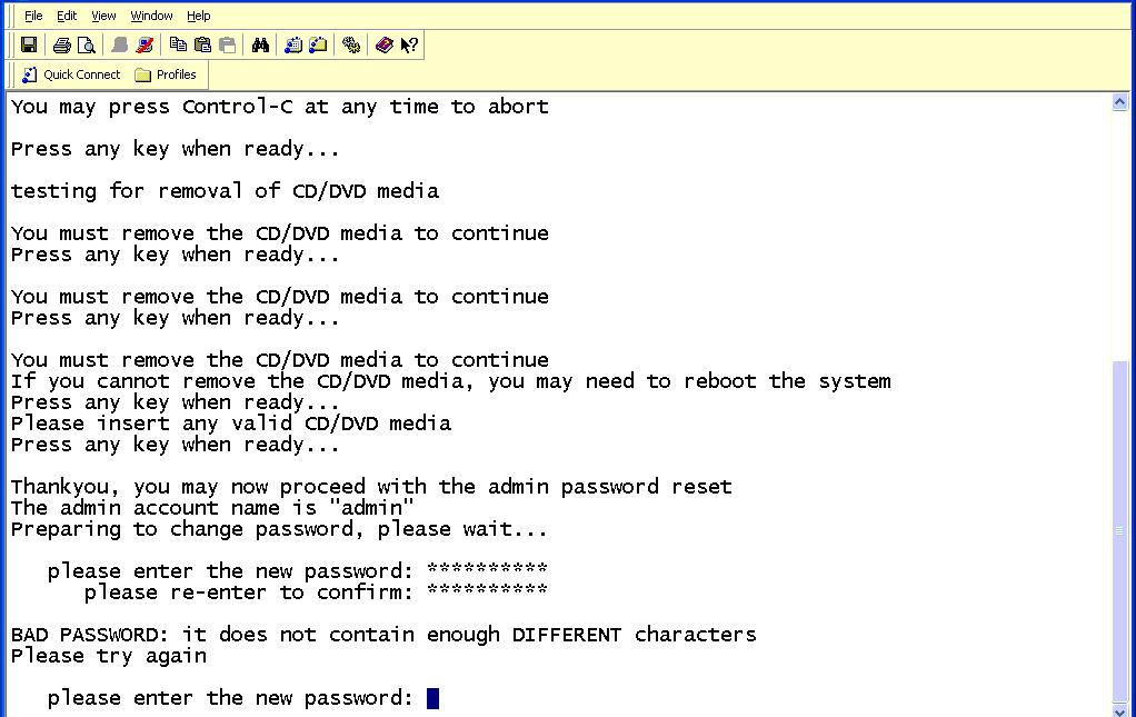 Cisco Password Recovery - фото 10