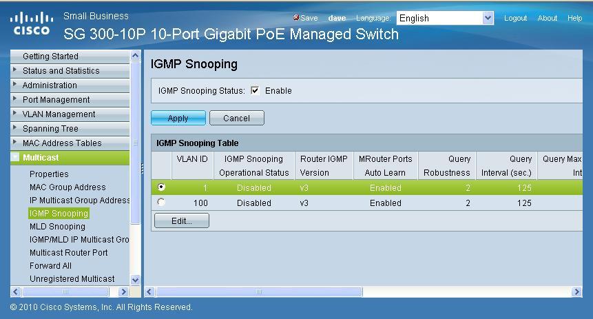 Top Five Cisco Igmp Snooping Vlan - Circus