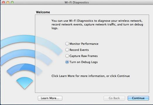 Wireless Sniffing using a Mac with OS X    - Cisco Community
