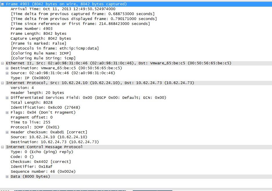 Solved: Jumbo frames in Nexus 5000 - Cisco Community