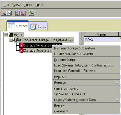 IBM  Storage Subsystem