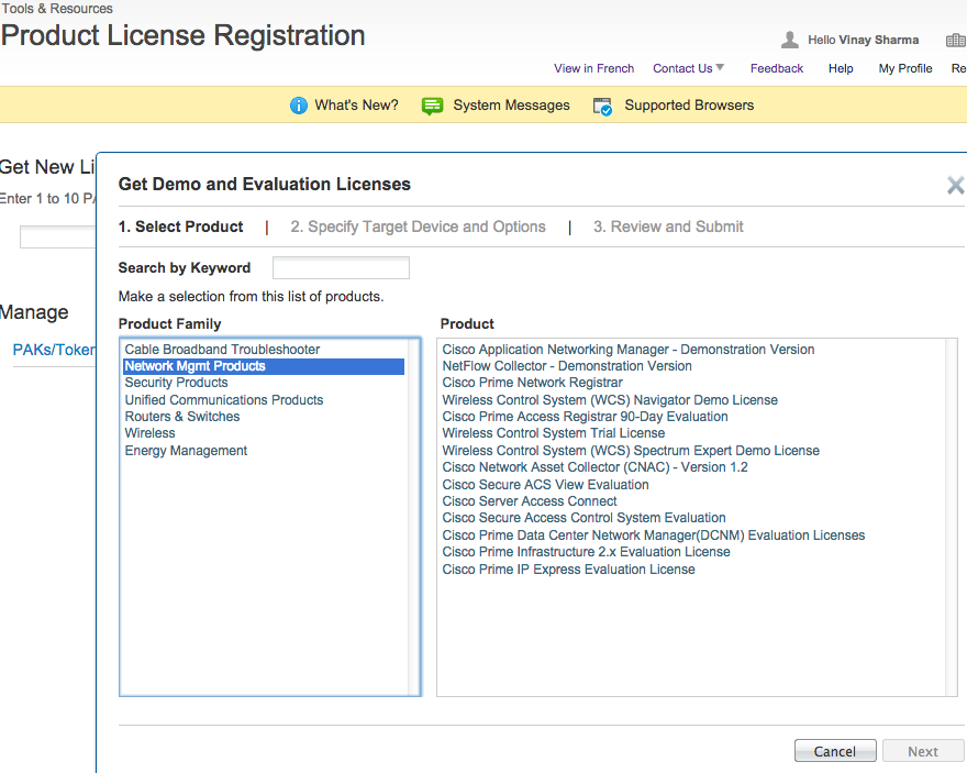 Kunena: download cisco secure acs evaluation license (1/1)