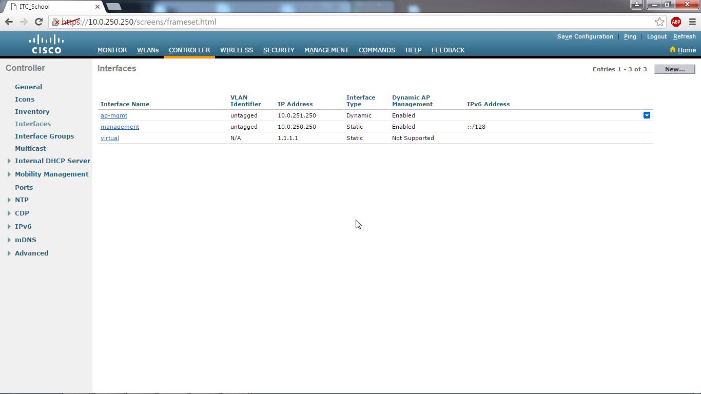 Cisco WLC 2504 - Access Points do not reach the controller