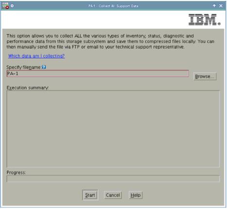IBM Storage Logs