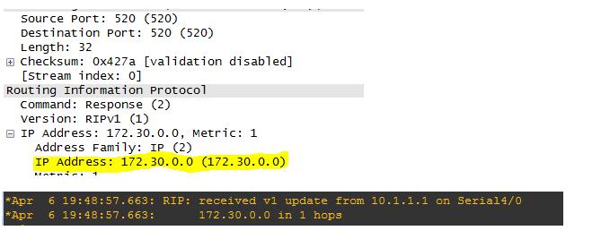 ripv2 lab network calculation - Cisco Community