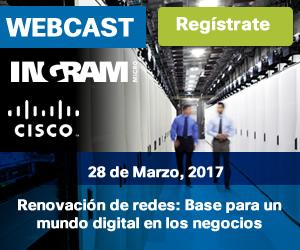 Webcast-Renovación de Redes