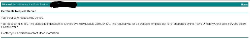 The requested certificate template is not supported by this ca expressway certificate trusting issue cisco support community yadclub image collections yadclub Images
