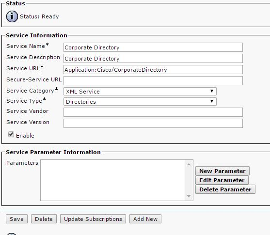 How to Enable Corporate Directory from     - Cisco Community