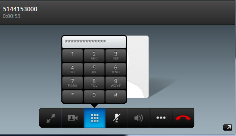 How can I display the dialed digits in     - Cisco Community