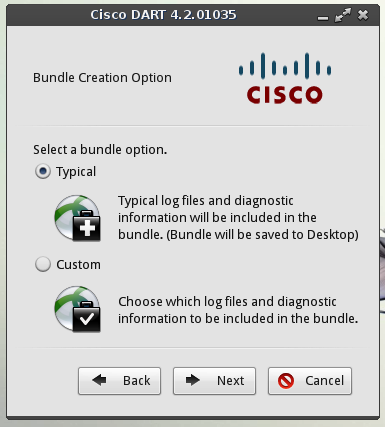 How to collect the DART bundle for Anyc    - Cisco Community