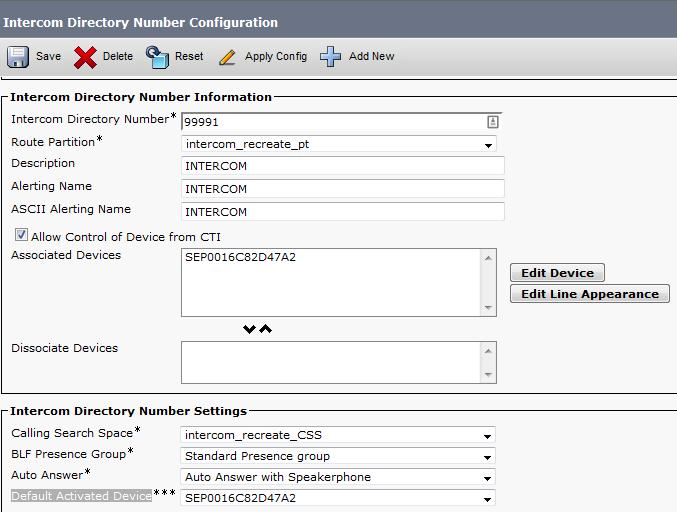 How to configure paging and intercom fe    - Cisco Community