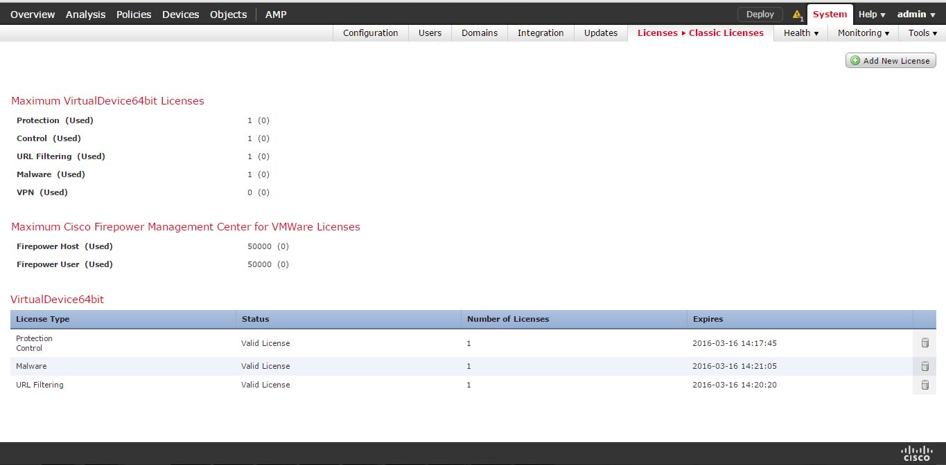Sourcefire without license - eehelp com
