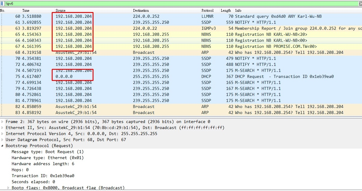 What is the IP of host when it is in DH    - Cisco Community