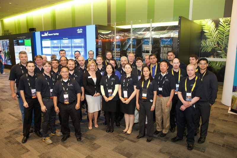 CiscoLive Network Team