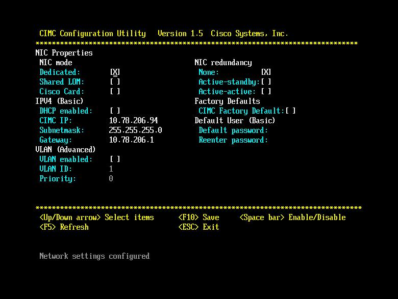 how to set static ip cisco dpc3825