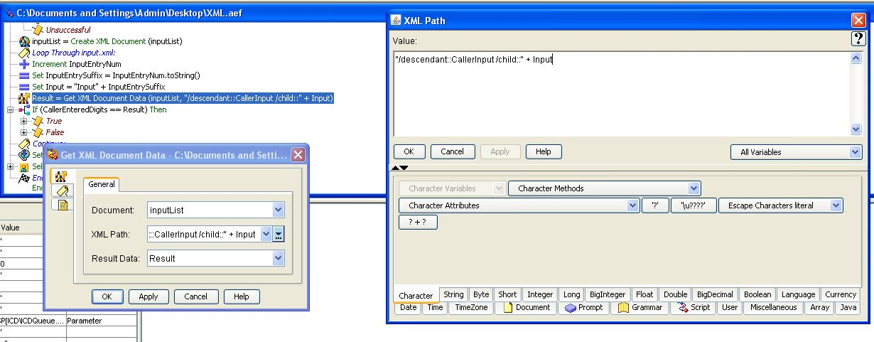 Creating an XMl lookup step in uccx scr    - Cisco Community