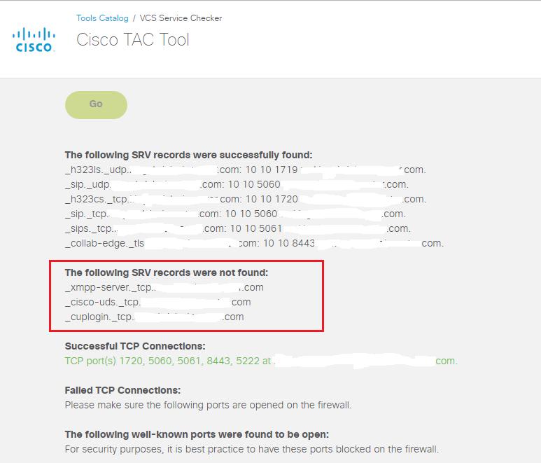 Jabber Windows PC cannot login via Expr    - Cisco Community