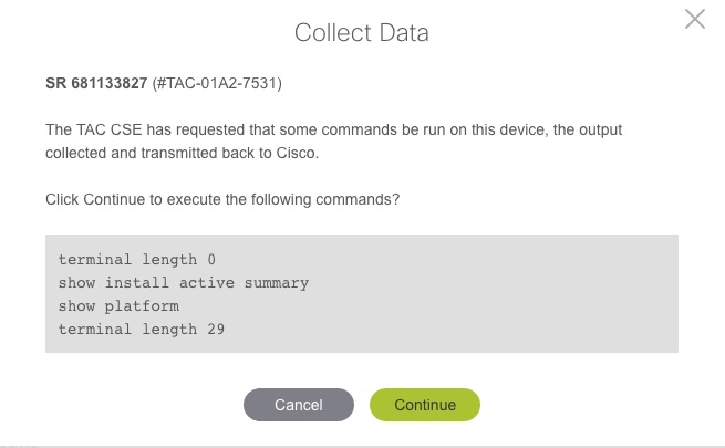 Using the TAC Data Collection Tool - Cisco Community