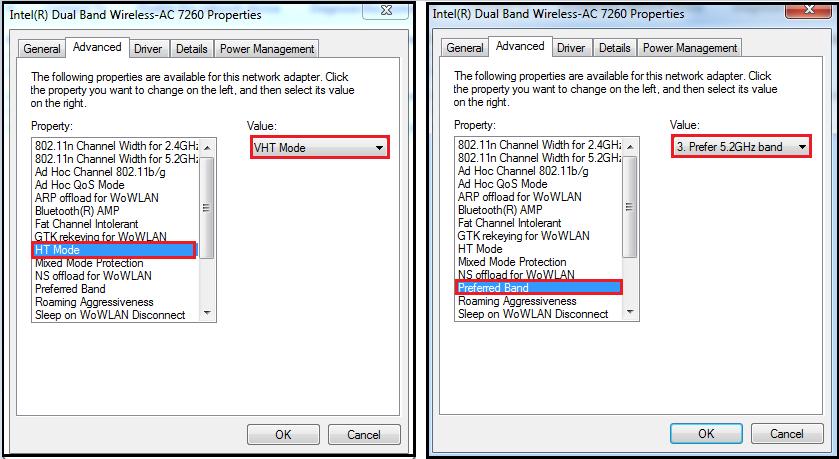 Intel Dual Band Wireless Ac 7260 Driver Windows 10 - dapriority