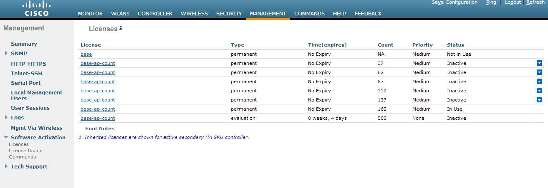 Cisco WLC 8540 HA Timer - eehelp com