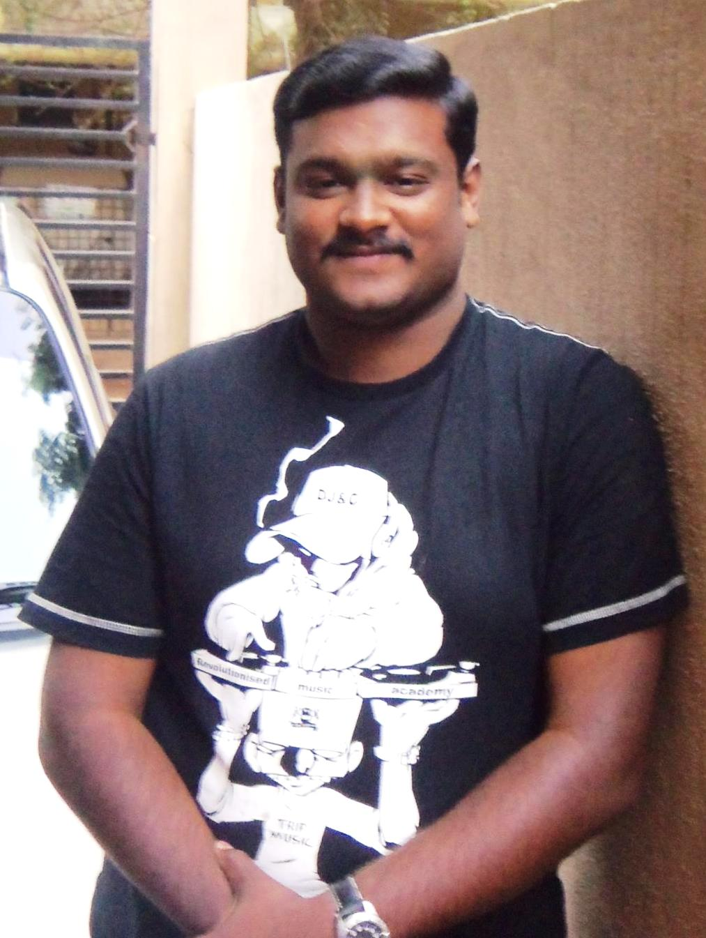 Shiv Raman