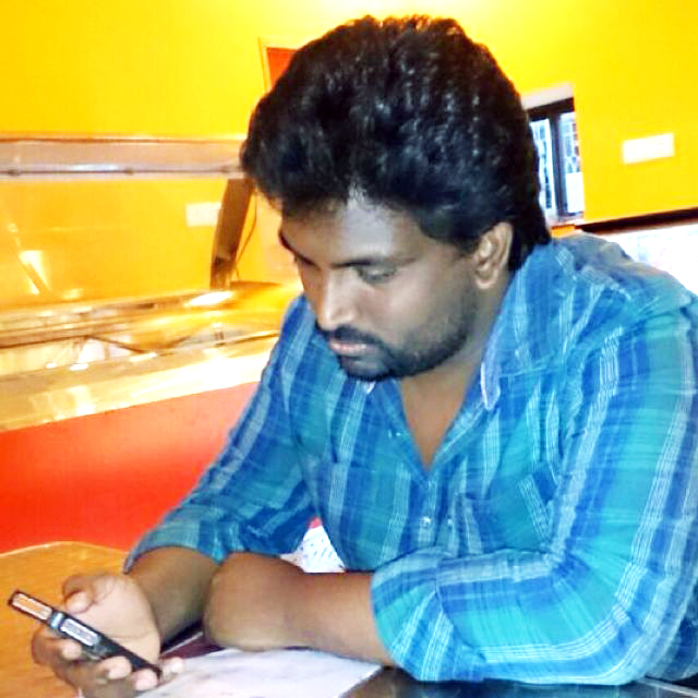Ajay Chakravarthy Netti
