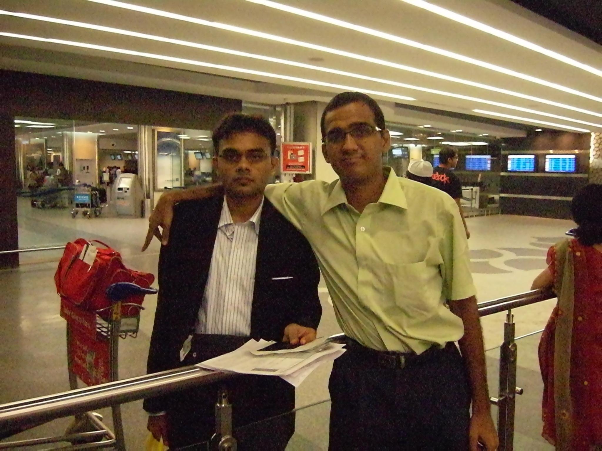 Prashant Sheshasayee