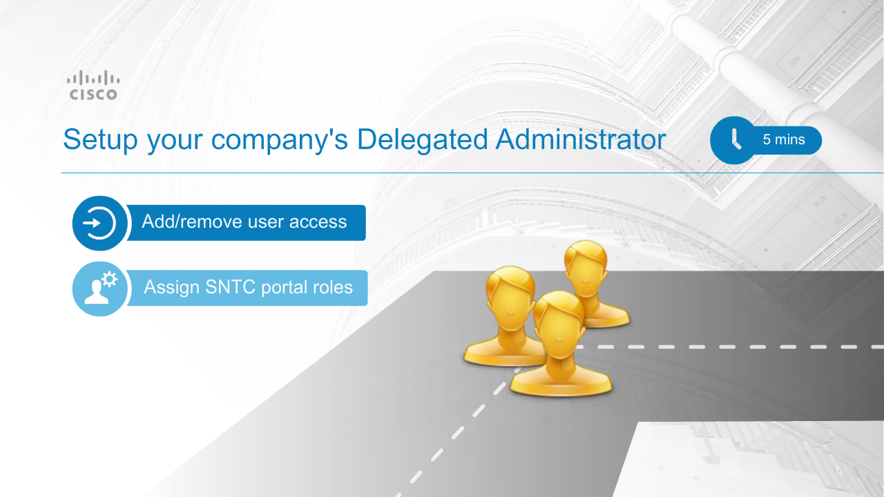 View Video: How to Set-Up Your Delegated Admin