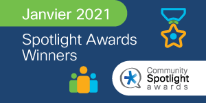 Spotlight Awards Janvier 2021
