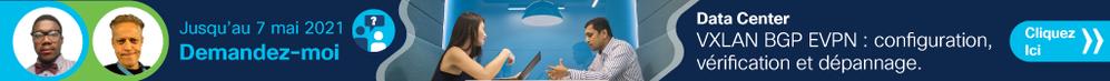Cisco Live 2021 - Du 30 Mars au 1er Avril 2021