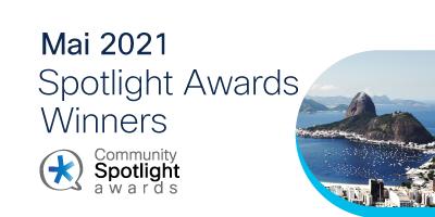 Spotlight Awards Mai 2021