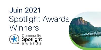 Spotlight Awards Juin 2021